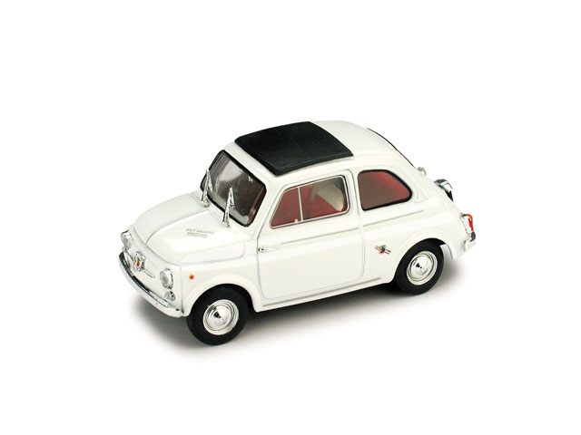 Modellino Fiat 500 595 Abarth 1963 500pedia