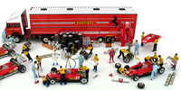 RACE TRANSPORTER SET 5