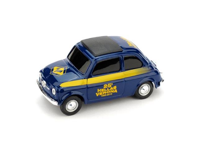 S1028 Fiat 500 Hellas Verona 25° anniversario scudetto ...