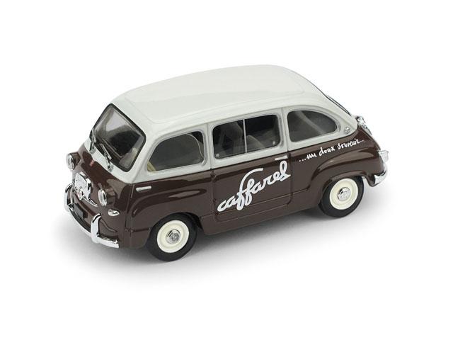 Fiat 600 Multipla Olio Fiat 1956 1:43 2001 BRUMM